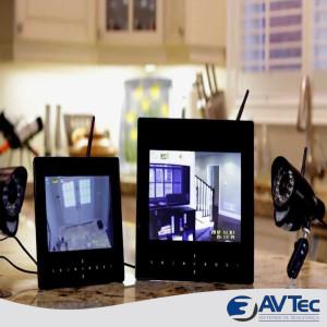 3AVTec -  monitoramento residencial